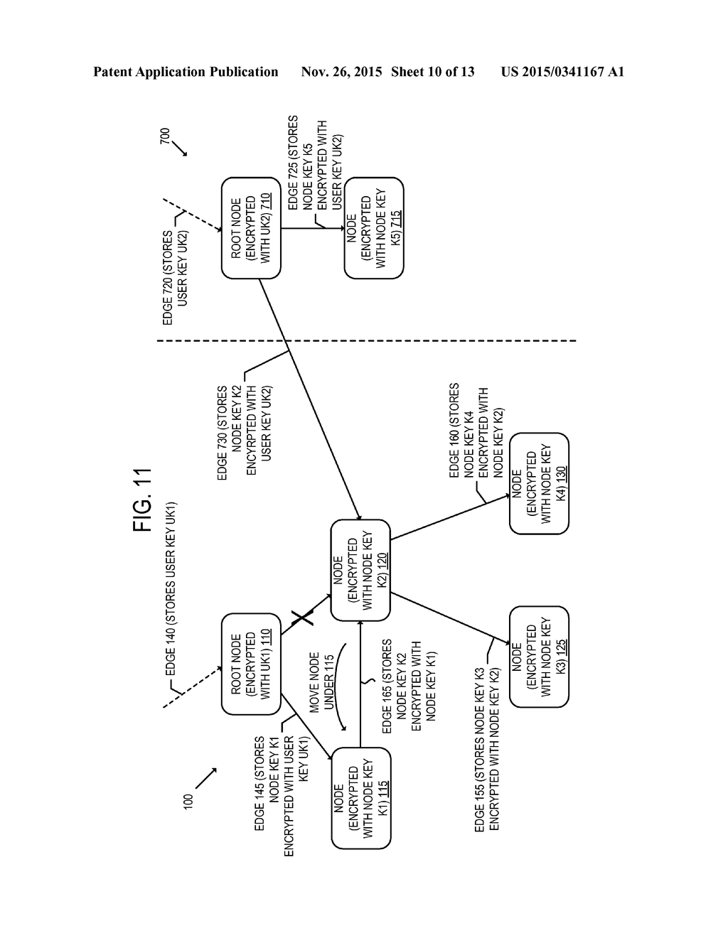 SECURING A DIRECTED ACYCLIC GRAPH - diagram, schematic, and image 11