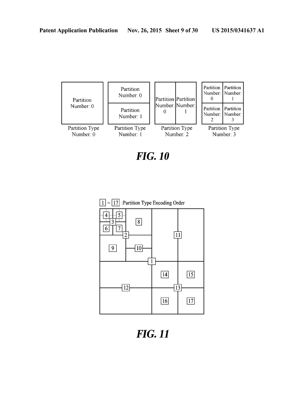 METHOD AND APPARATUS FOR ENCODING/DECODING VIDEO USING SPLIT LAYER - diagram, schematic, and image 10