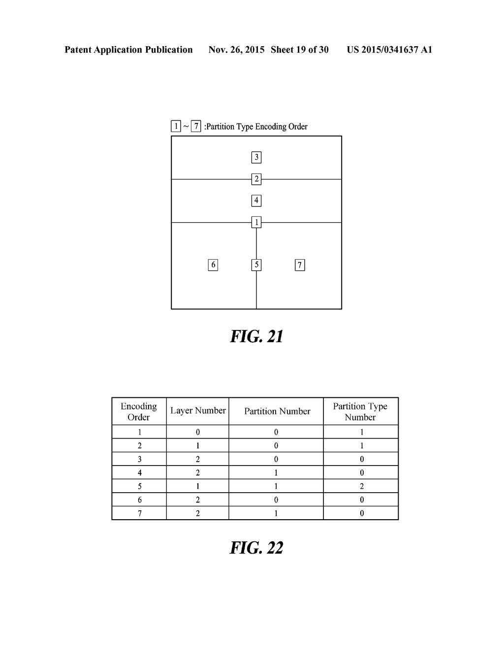 METHOD AND APPARATUS FOR ENCODING/DECODING VIDEO USING SPLIT LAYER - diagram, schematic, and image 20