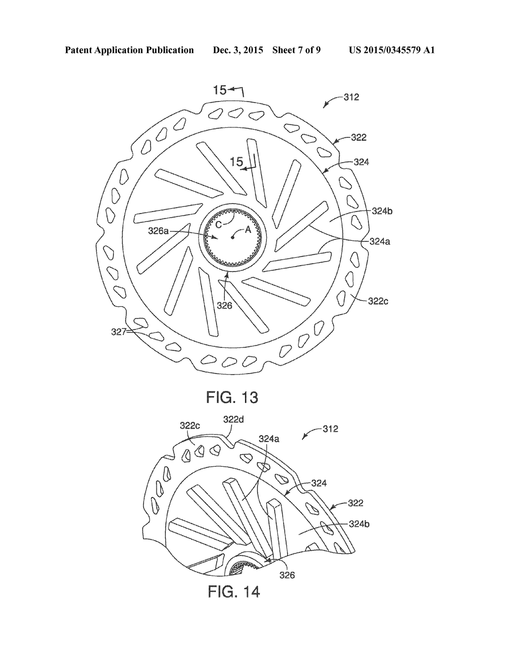 Bicycle Disc Brake Rotor Diagram Schematic And Image 08