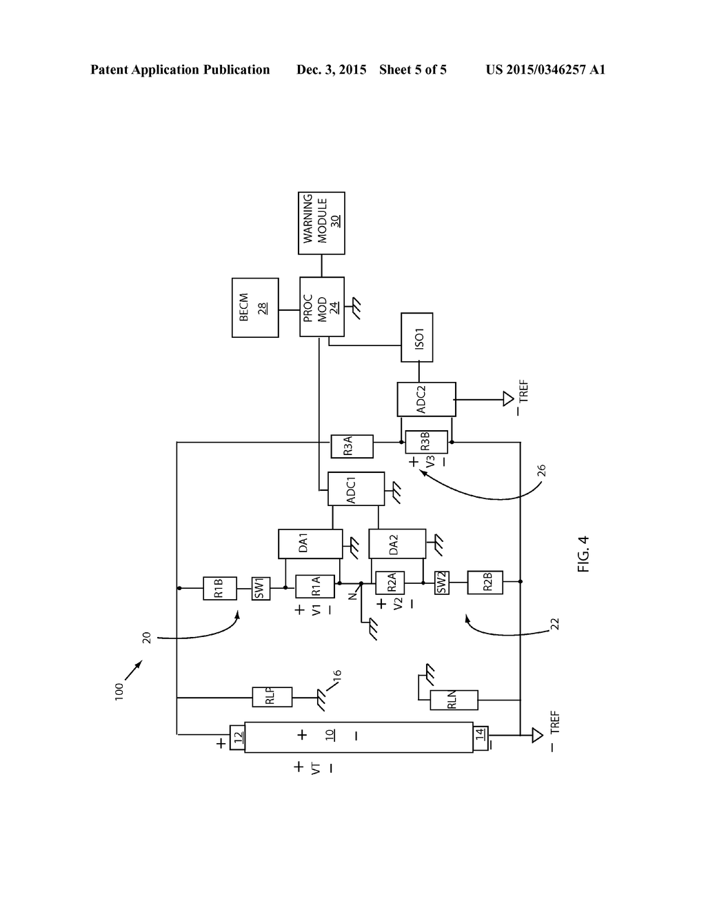 Continuous Leakage Detection Circuit with Integrated Robustness Check and     Balanced Fault Detection - diagram, schematic, and image 06