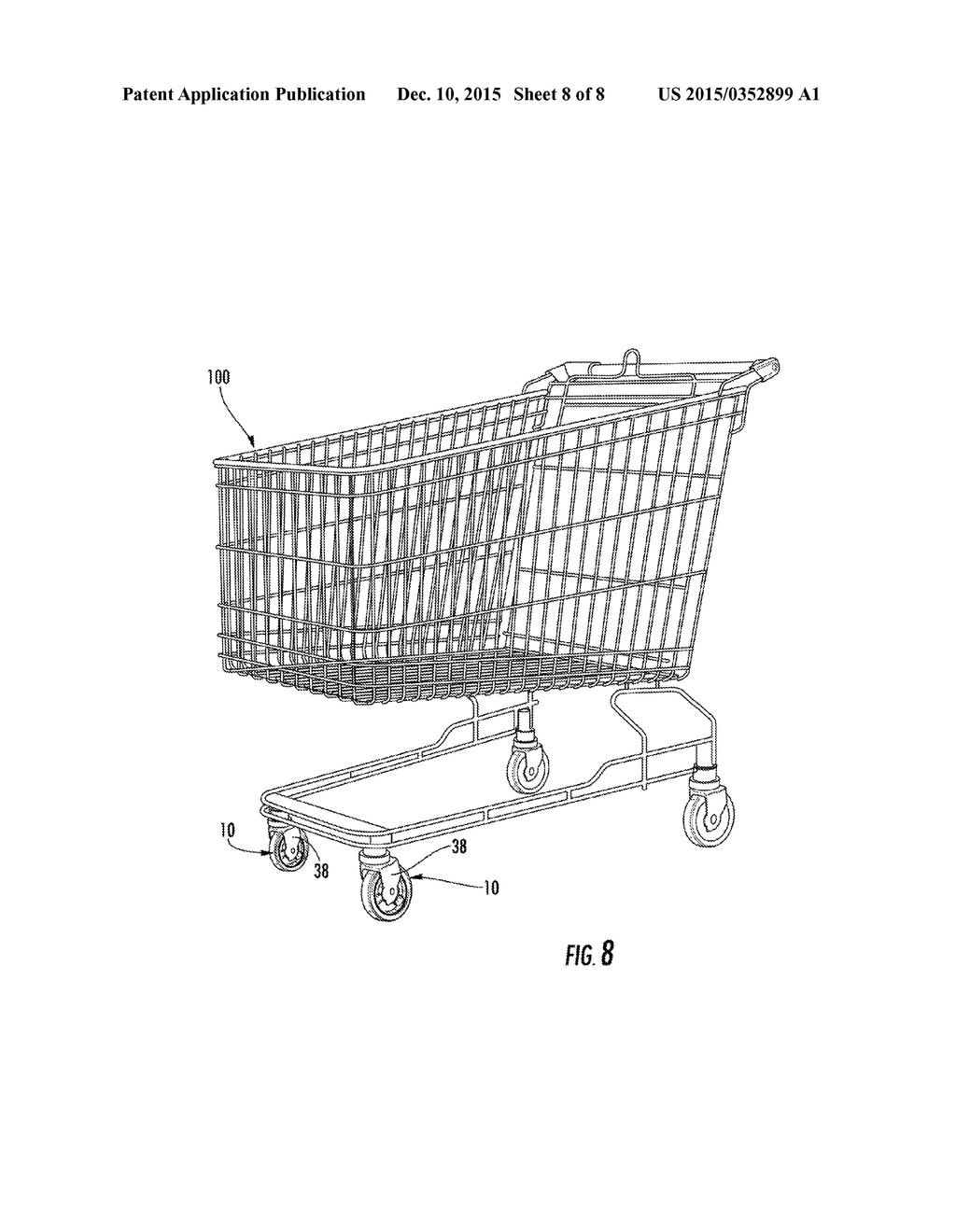 friction wheel for a shopping cart diagram schematic and image 09 rh patentsencyclopedia com shopping cart class diagram shopping cart sequence diagram