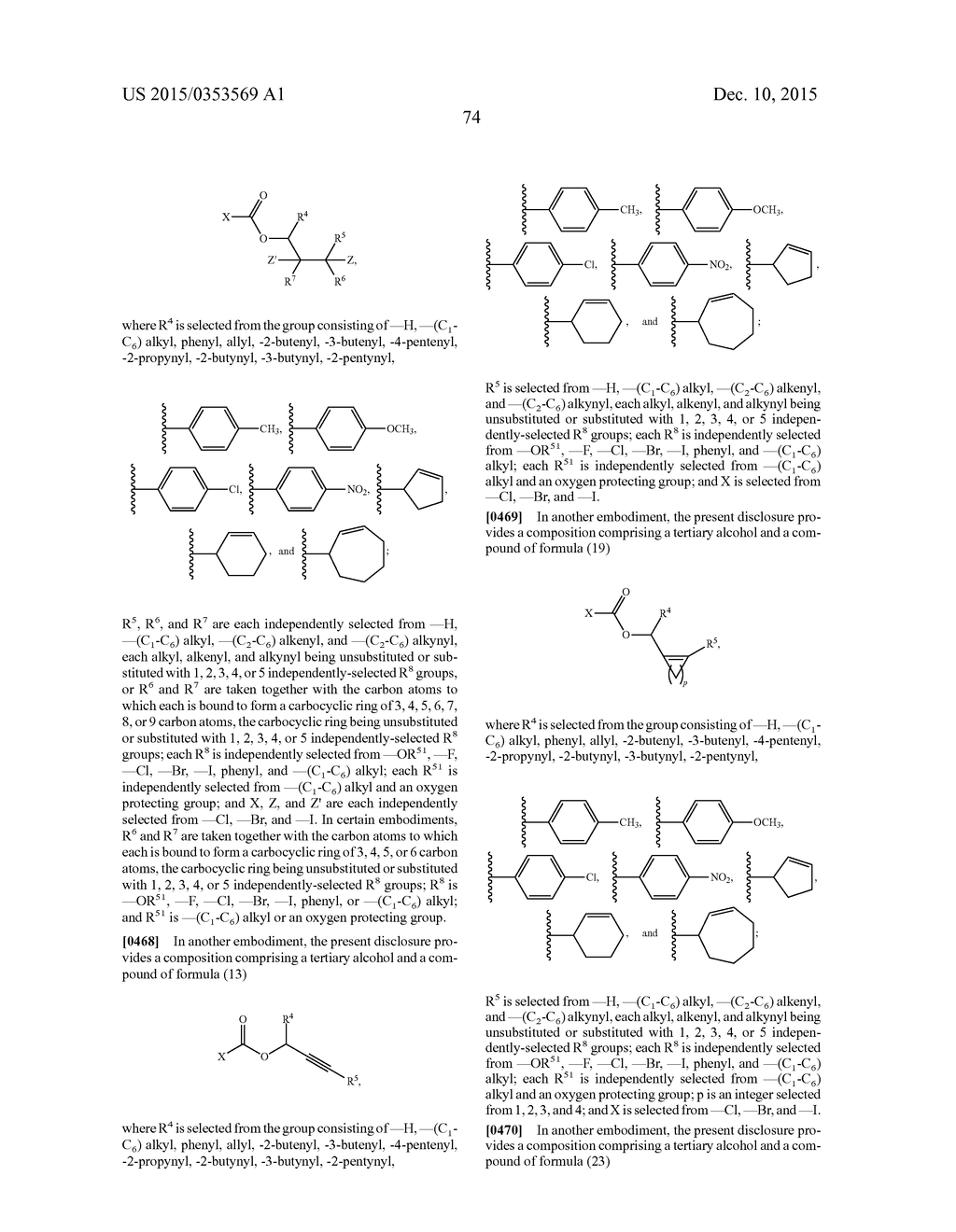 TRANSITION METAL-CATALYZED PROCESSES FOR THE PREPARATION OF N-ALLYL     COMPOUNDS AND USE THEREOF - diagram, schematic, and image 75
