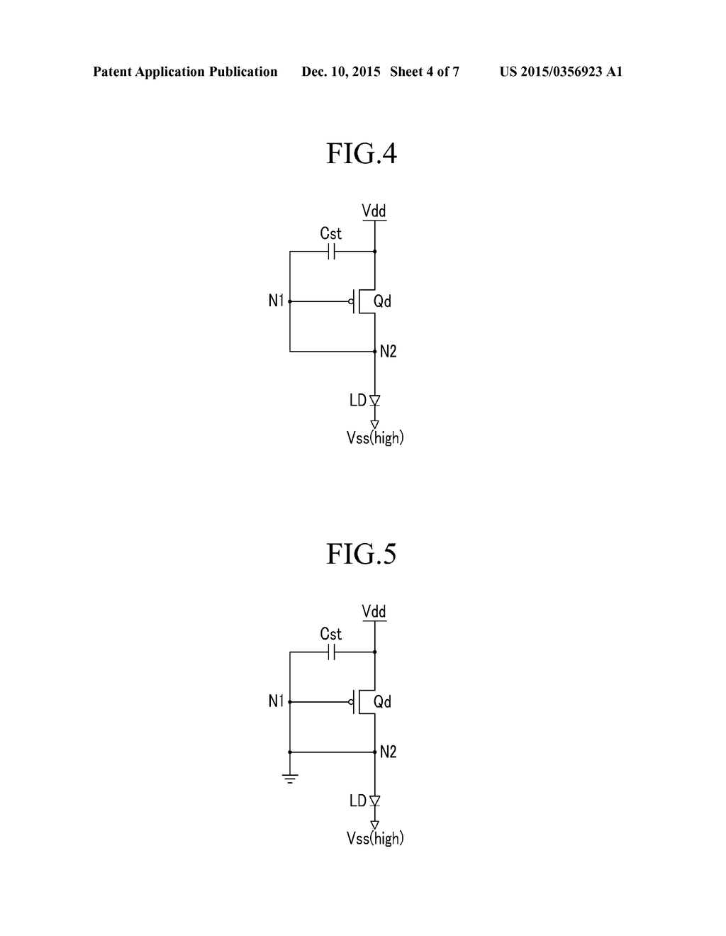 DISPLAY DEVICE AND METHOD OF DRIVING THE SAME - diagram, schematic, and image 05