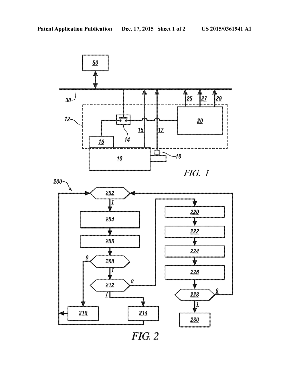 method for evaluating an engine starting system diagram method for evaluating an engine starting system diagram schematic and image 02