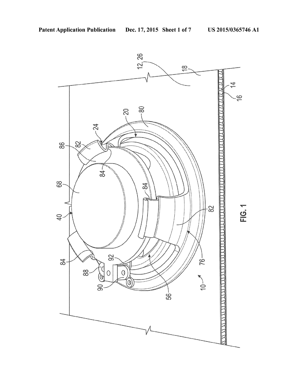 Beaufiful Loudspeaker Circuit Diagram Pictures Xsara Gain Amplifier Automotivecircuit Seekic Speaker Network Images Flat Panel System And Method Of Making