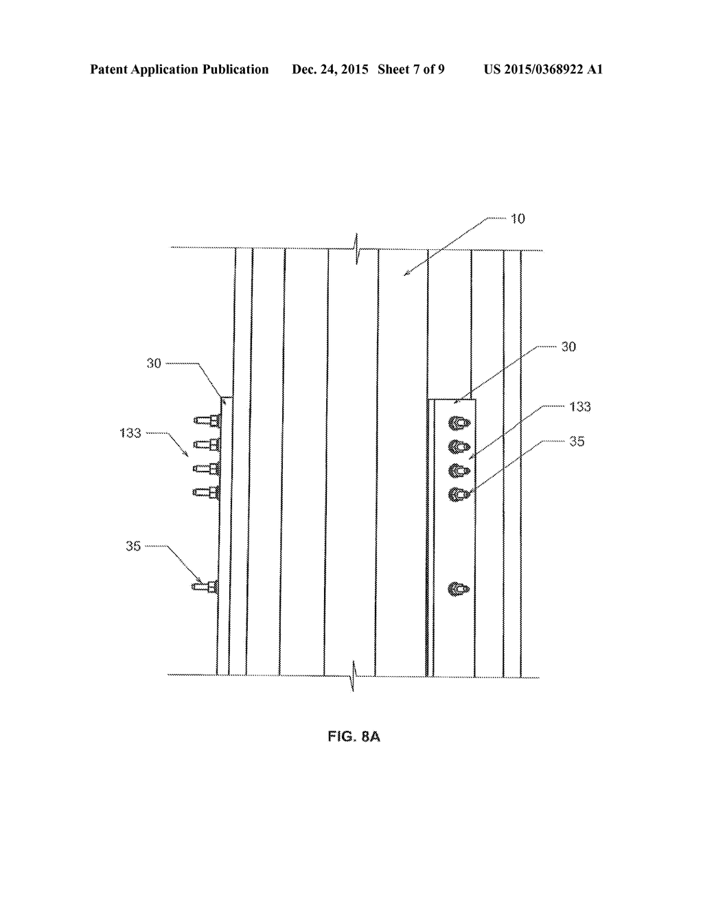 MONOPOLE TOWER REINFORCEMENT CONFIGURATION AND RELATED METHODS