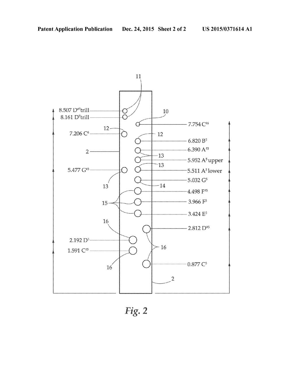 piccolo diagram schematic and image 03 rh patentsencyclopedia com  Pipe Organ Schematic