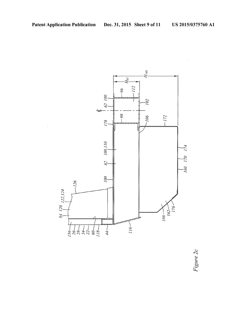 railroad gondola car structure diagram schematic and image 10 rh patentsencyclopedia com
