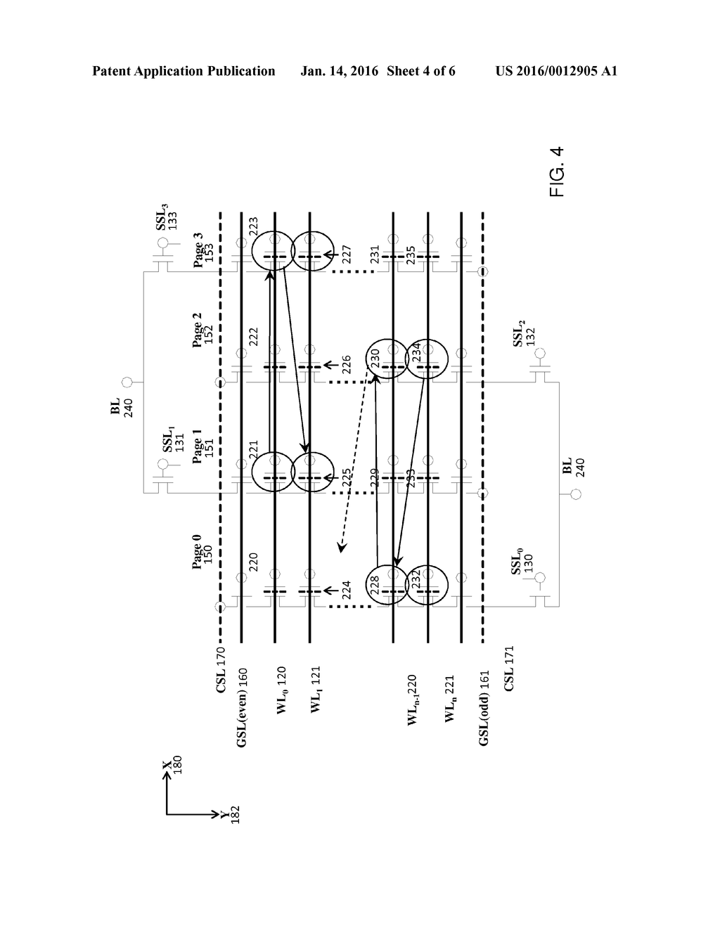 Systems And Methods For Reduced Program Disturb For 3d Nand Flash