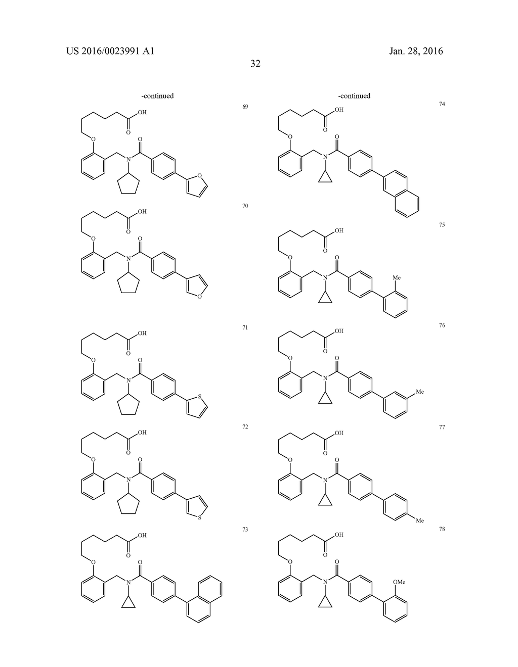 PPAR AGONISTS - diagram, schematic, and image 50