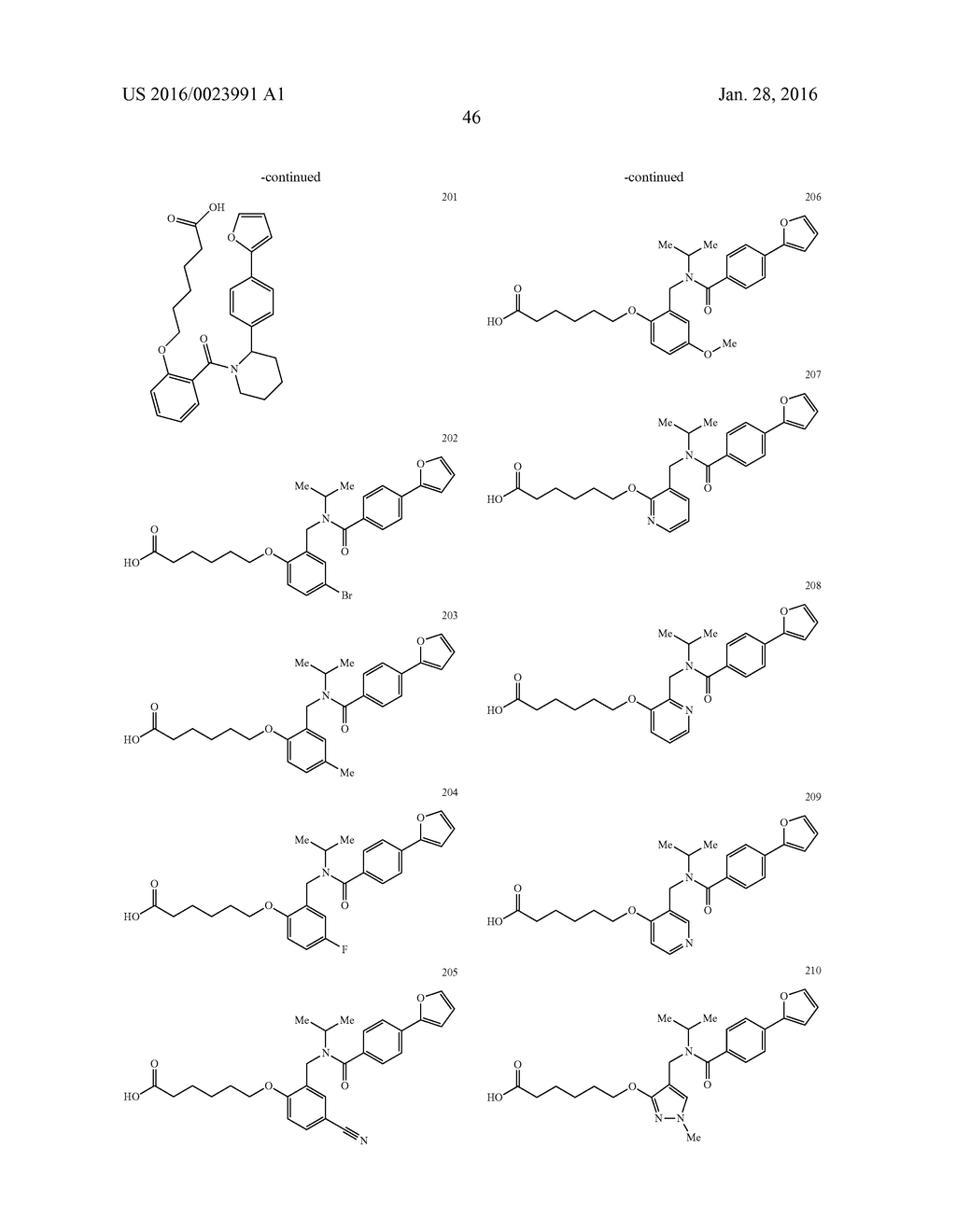 PPAR AGONISTS - diagram, schematic, and image 64