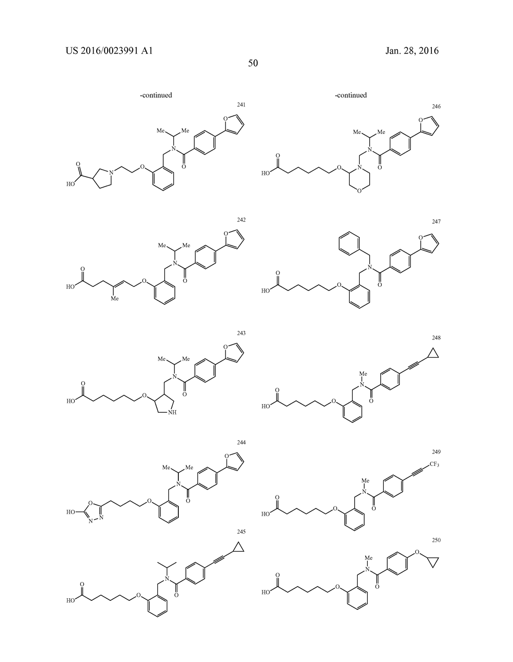 PPAR AGONISTS - diagram, schematic, and image 68