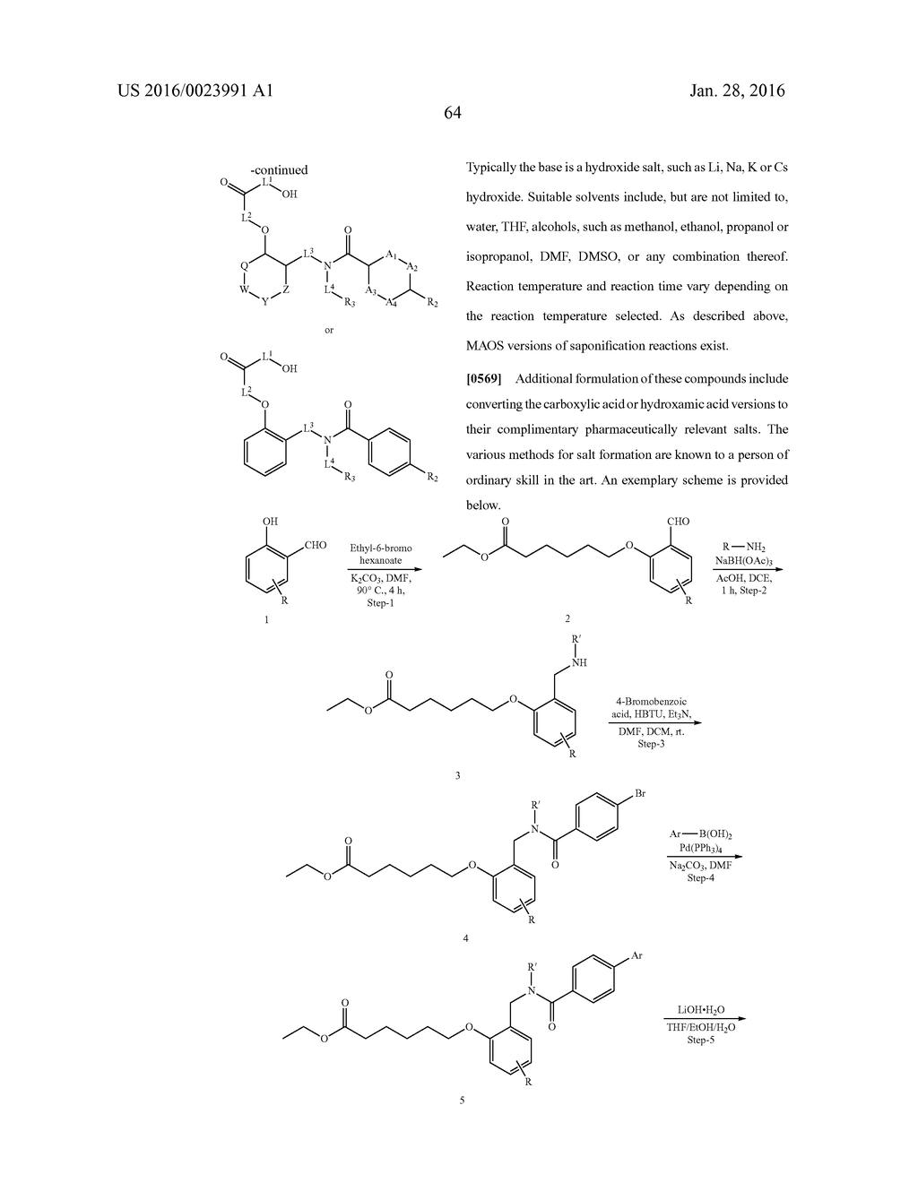 PPAR AGONISTS - diagram, schematic, and image 82