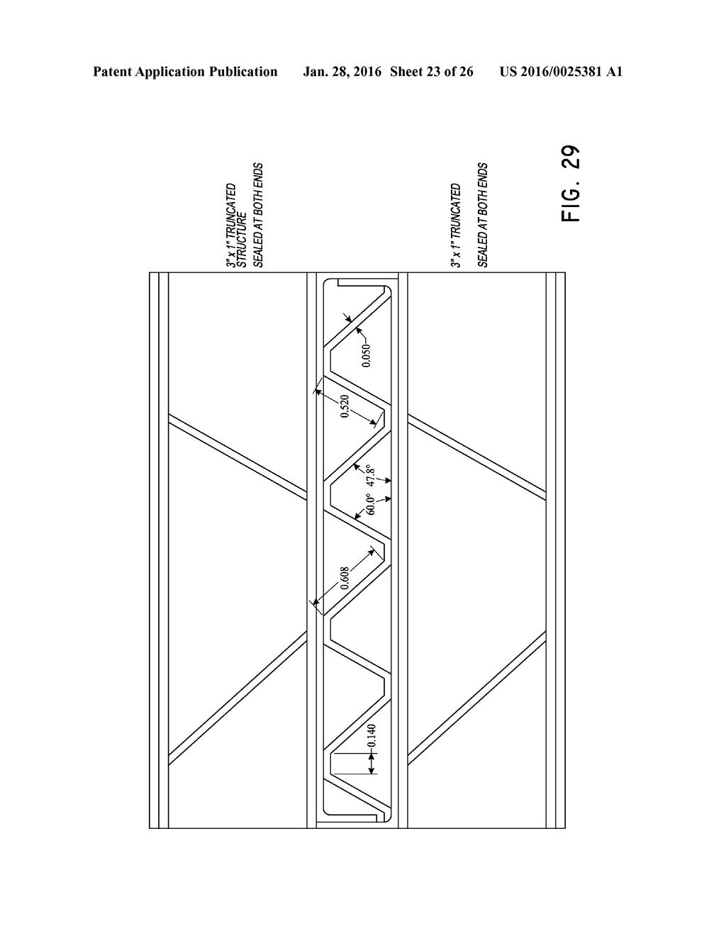 20160025381_24 translucent plastic solar thermal collector diagram, schematic
