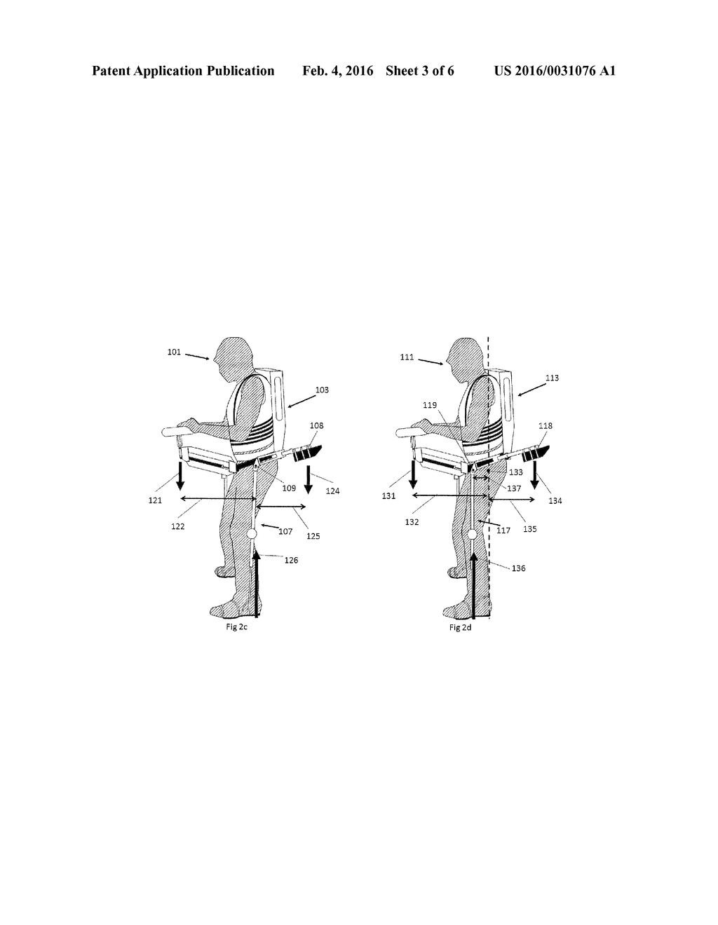 Non-Anthropomorphic Hip Joint Locations for Exoskeletons - diagram ...