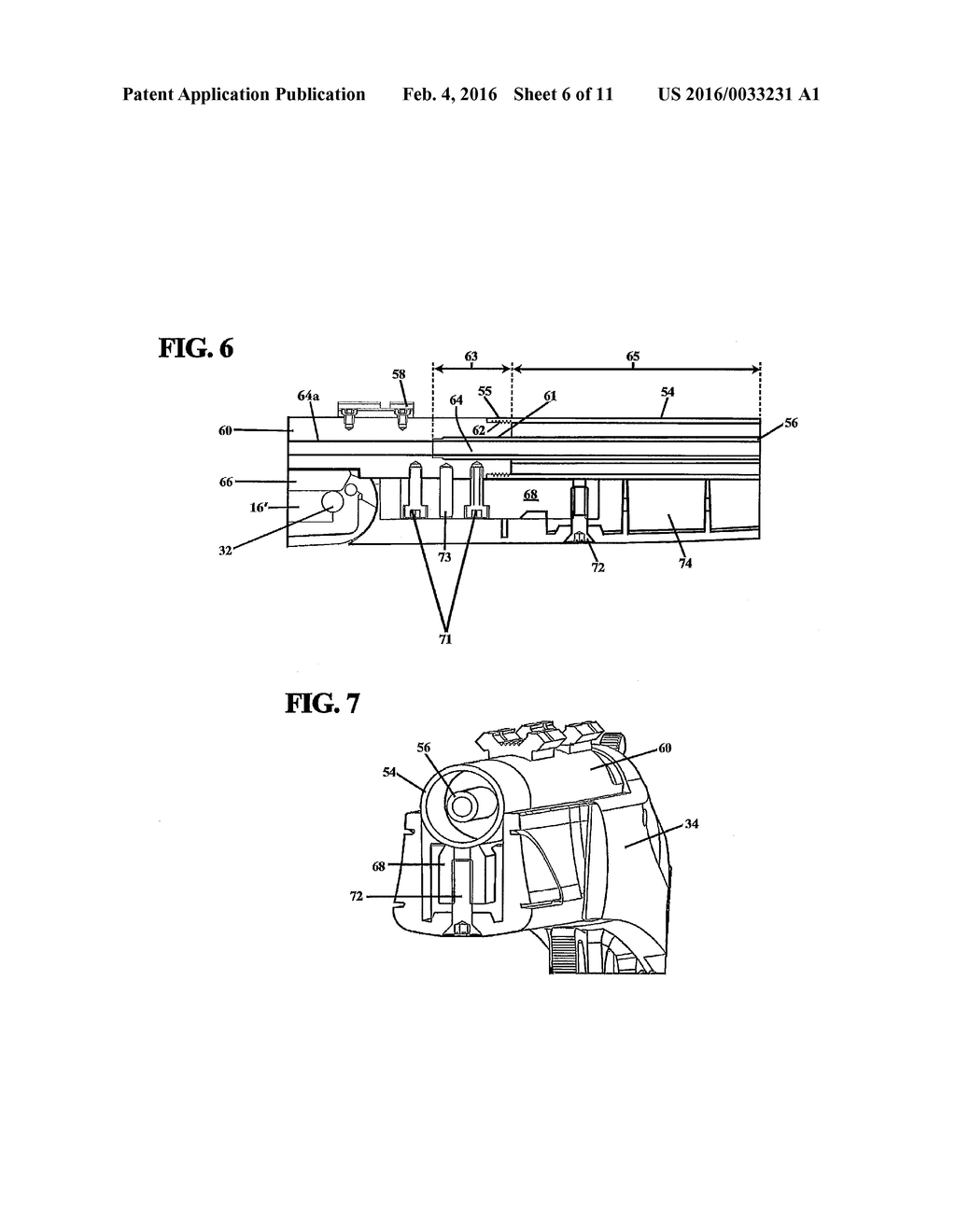 converted muzzleloader arrow gun - diagram, schematic, and image 07  patents