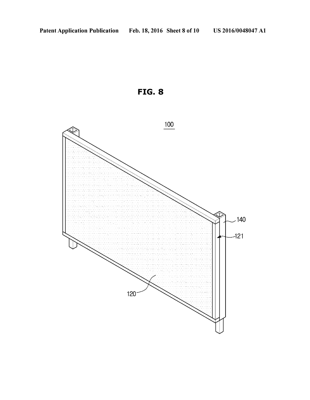 OUTDOOR DISPLAY DEVICE - diagram, schematic, and image 09