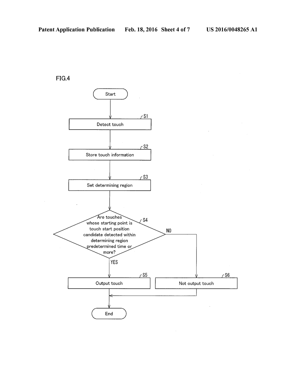 TOUCH PANEL SYSTEM - diagram, schematic, and image 05