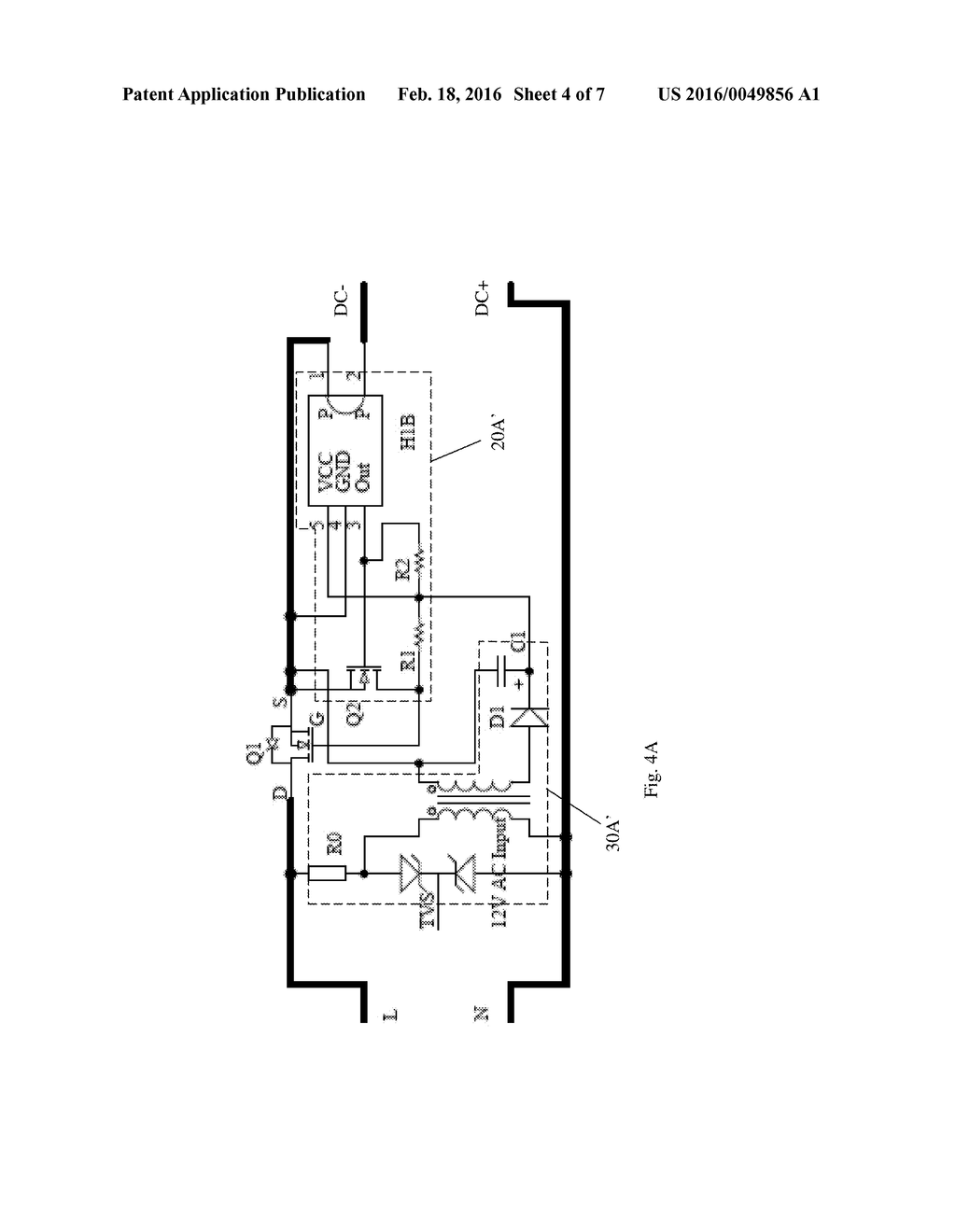 Hall Effect Switch Diagram Explained Wiring Diagrams Sensor Magnet Detector Module 14corecom Active Switching Rectifier Employing Mosfet And Current Based Relay