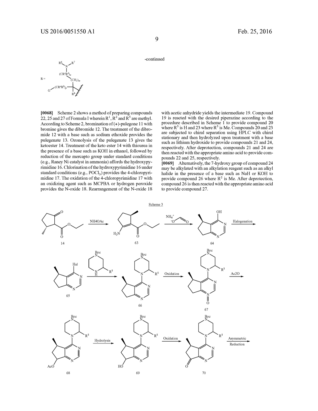 COMBINATIONS OF AKT INHIBITOR COMPOUNDS AND ERLOTINIB, AND METHODS OF USE - diagram, schematic, and image 11
