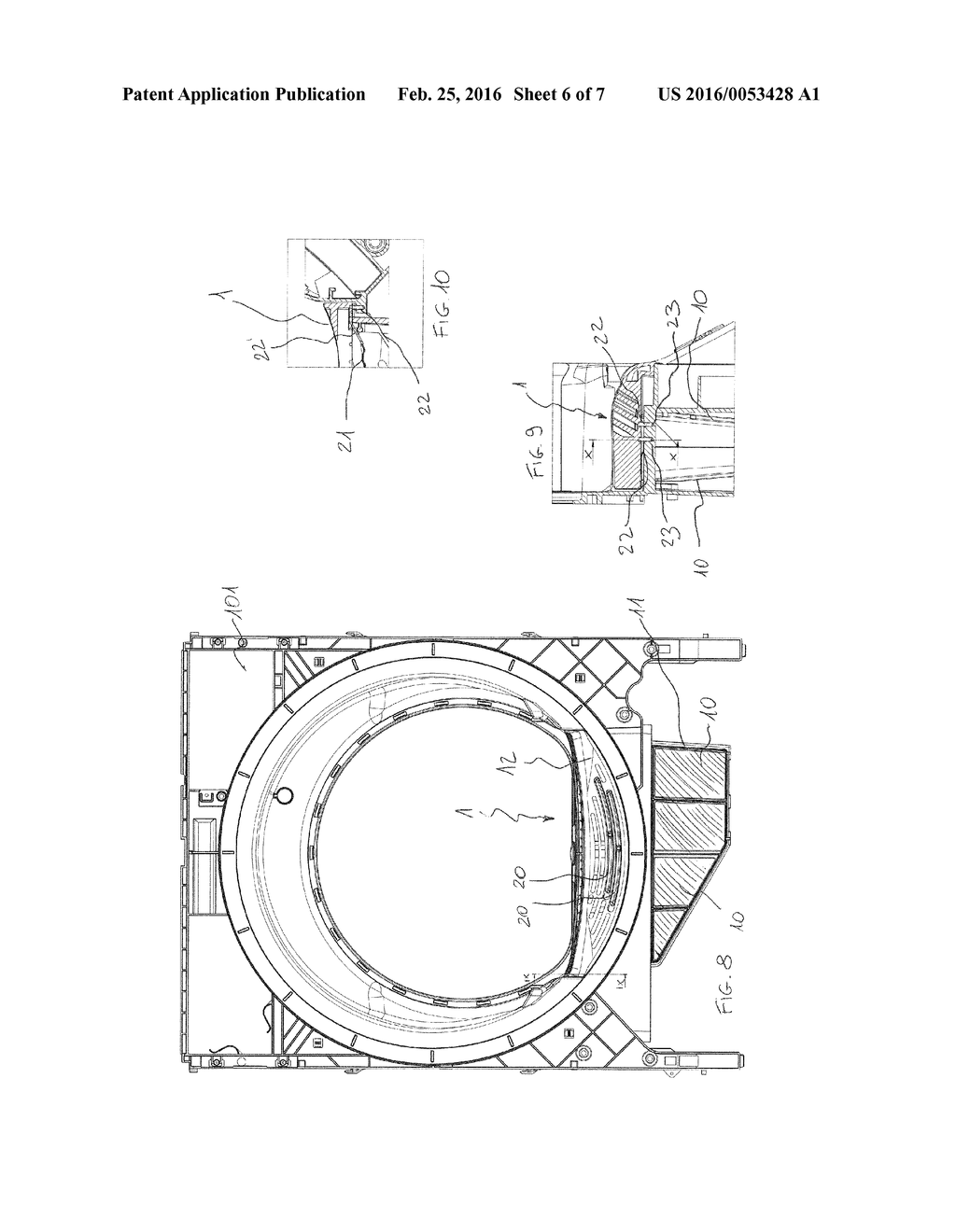 Tumble Dryer - diagram, schematic, and image 07