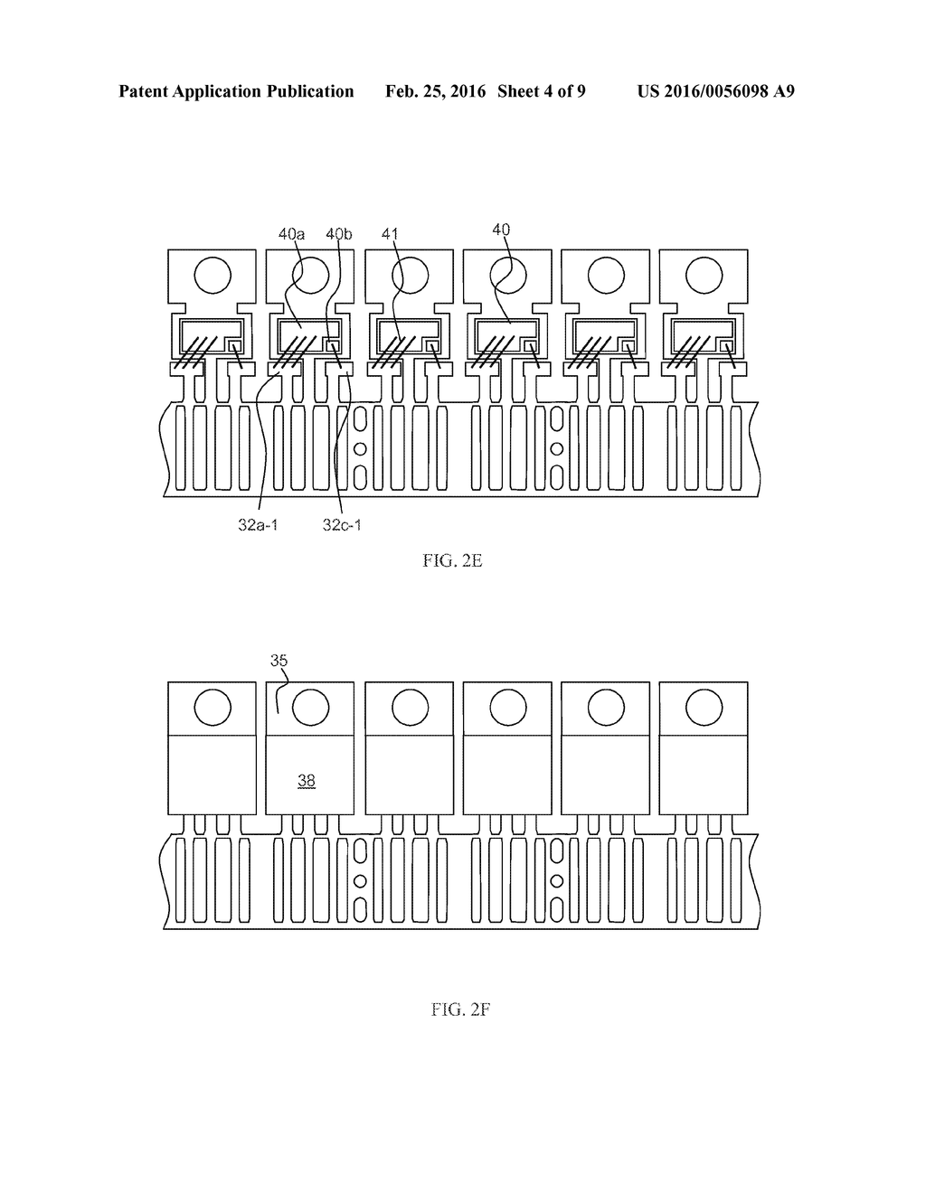 SEMICONDUCTOR DEVICE EMPLOYING ALUMINUM ALLOY LEAD-FRAME WITH ...