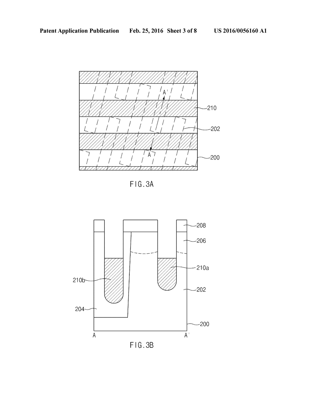 SEMICONDUCTOR DEVICE HAVING PASSING GATE AND METHOD FOR FABRICATING THE     SAME - diagram, schematic, and image 04
