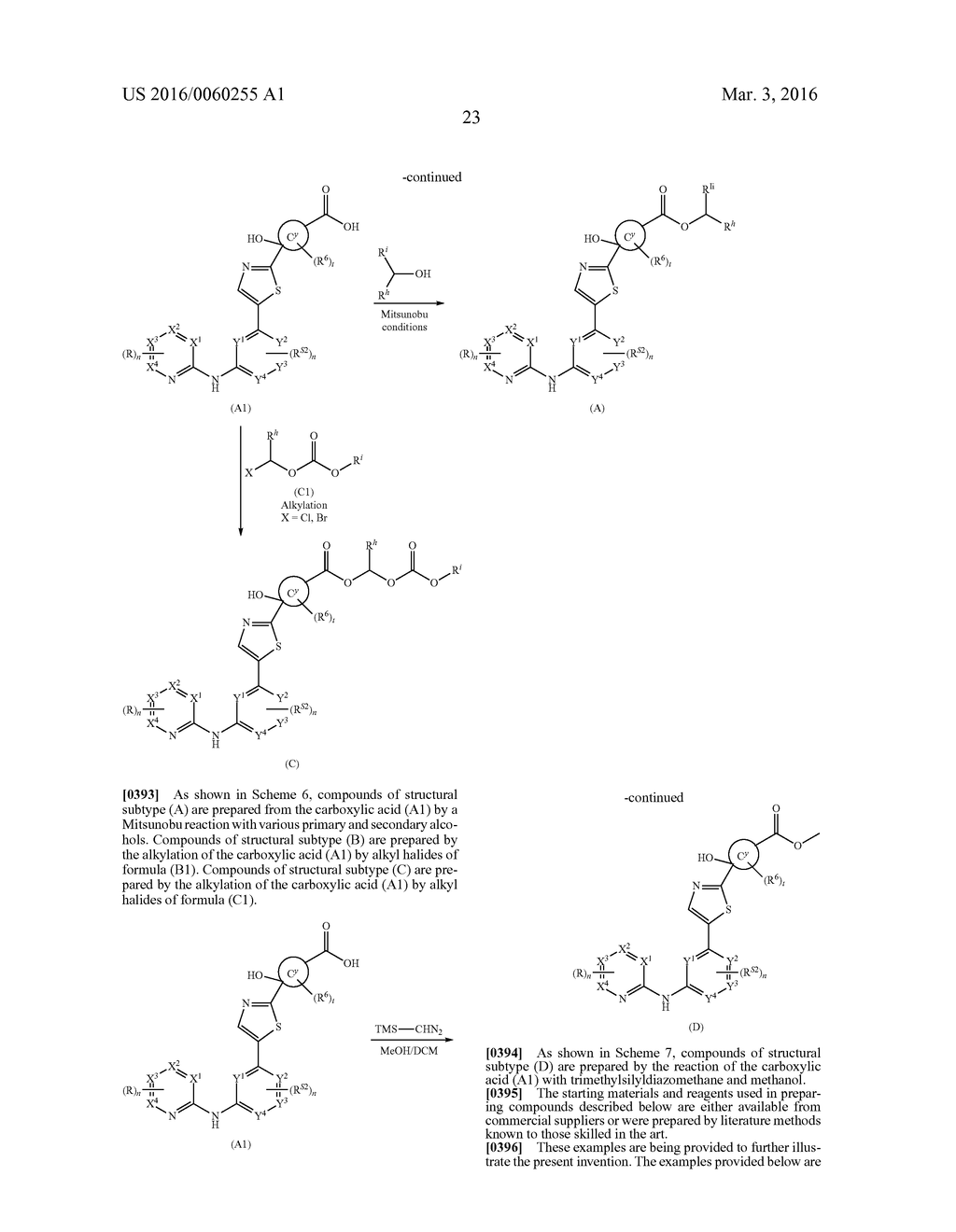 THIAZOLE-SUBSTITUTED AMINOHETEROARYLS AS SPLEEN TYROSINE KINASE INHIBITORS - diagram, schematic, and image 24