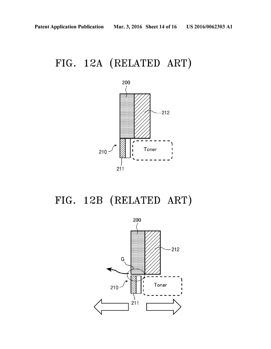 CLEANING DEVICE AND ELECTROPHOTOGRAPHIC IMAGE FORMING APPARATUS HAVING THE     SAME - diagram, schematic, and image 15