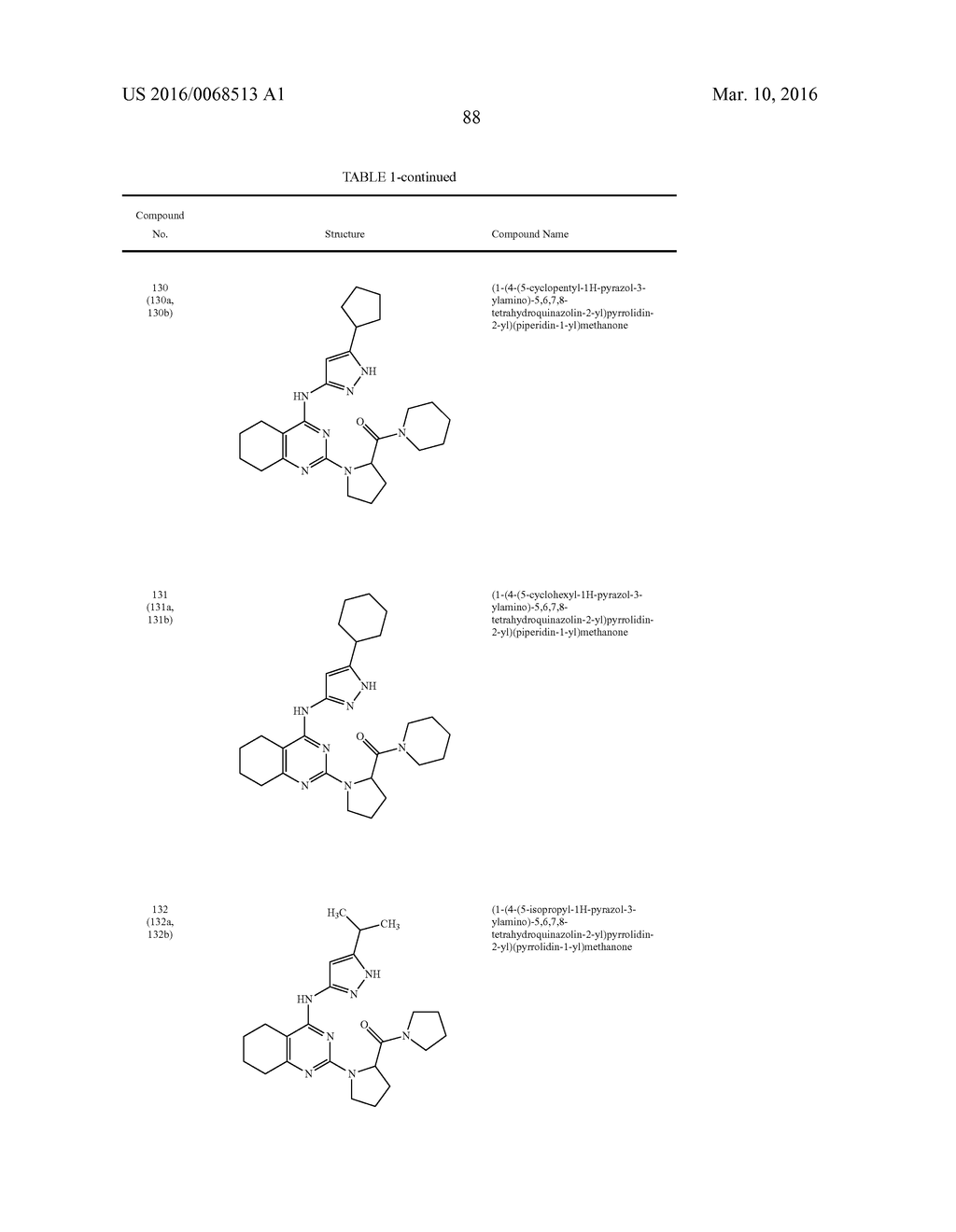 FUSED PYRIMIDINE COMPOUNDS AND USE THEREOF - diagram, schematic, and image 93