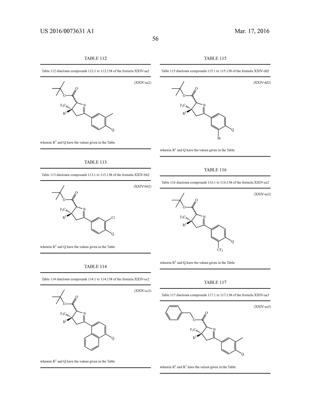 PROCESS FOR THE PREPARATION OF DIHYDROPYRROLE DERIVATIVES - diagram, schematic, and image 57
