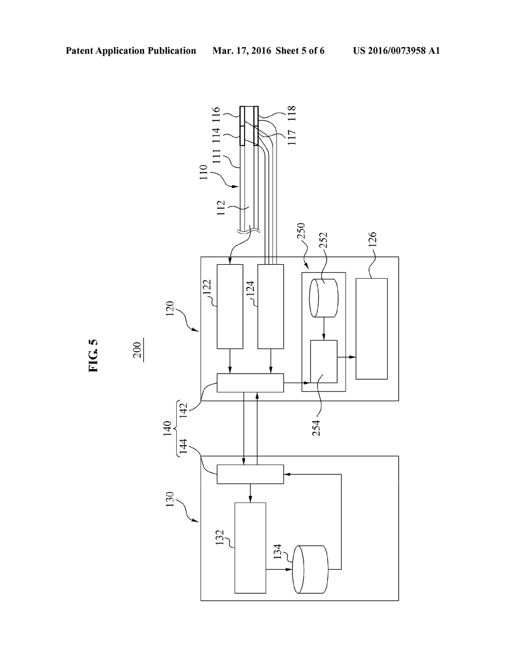 ENDOSCOPE SYSTEM FOR DIAGNOSIS SUPPORT AND METHOD FOR CONTROLLING SAME - diagram, schematic, and image 06