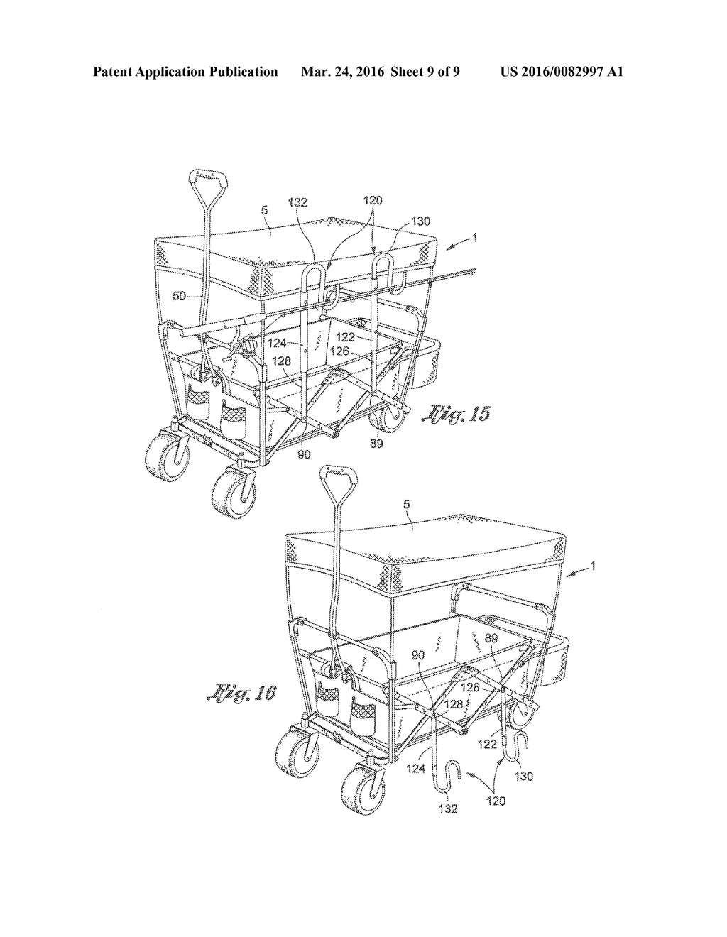 FOLDING WAGON - diagram, schematic, and image 10