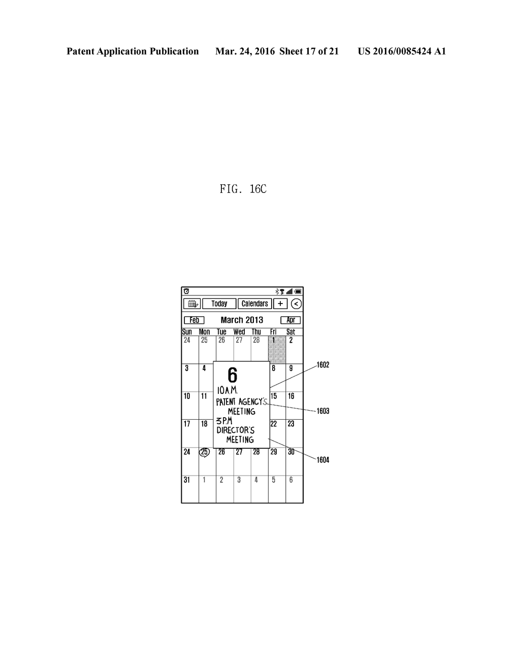 METHOD AND APPARATUS FOR INPUTTING OBJECT IN ELECTRONIC DEVICE - diagram, schematic, and image 18