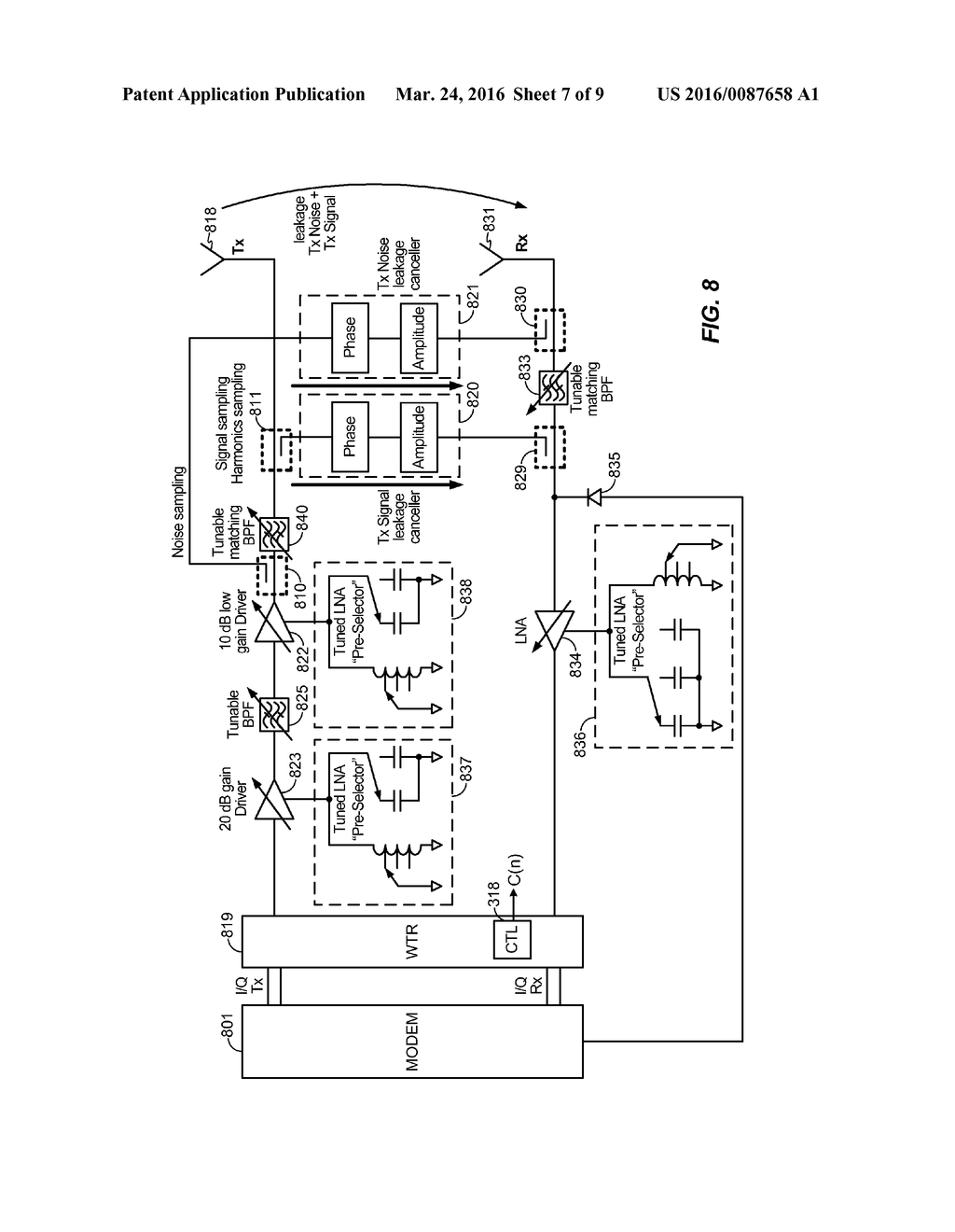 NOISE CANCELER FOR USE IN A TRANSCEIVER - diagram, schematic ... on bridge schematic, rs-232 schematic, sensor schematic, server schematic, mouse schematic, motor schematic, multiplexer schematic, cpu schematic, power schematic, balun schematic, camera schematic, modem schematic, audio schematic, rf probe schematic,