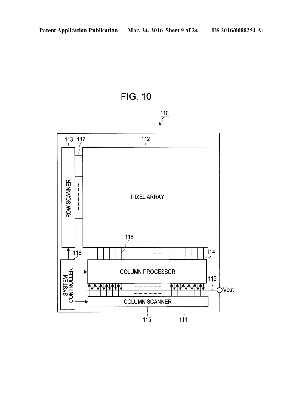 SOLID STATE IMAGE SENSOR, METHOD FOR DRIVING A SOLID STATE IMAGE SENSOR,     IMAGING APPARATUS, AND ELECTRONIC DEVICE - diagram, schematic, and image 10