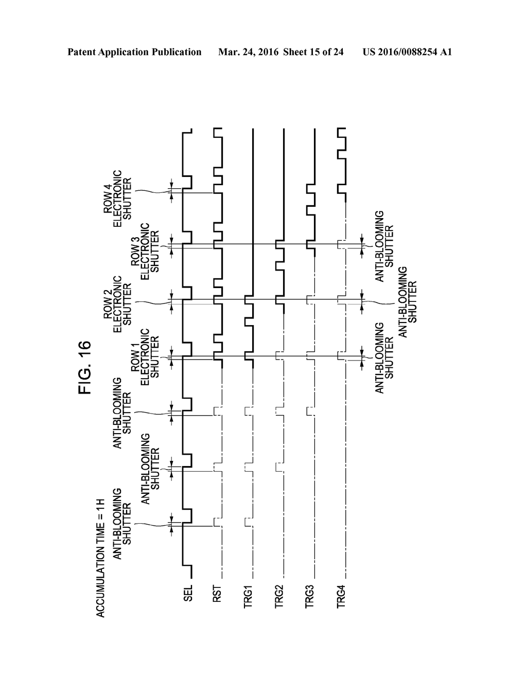 SOLID STATE IMAGE SENSOR, METHOD FOR DRIVING A SOLID STATE IMAGE SENSOR,     IMAGING APPARATUS, AND ELECTRONIC DEVICE - diagram, schematic, and image 16