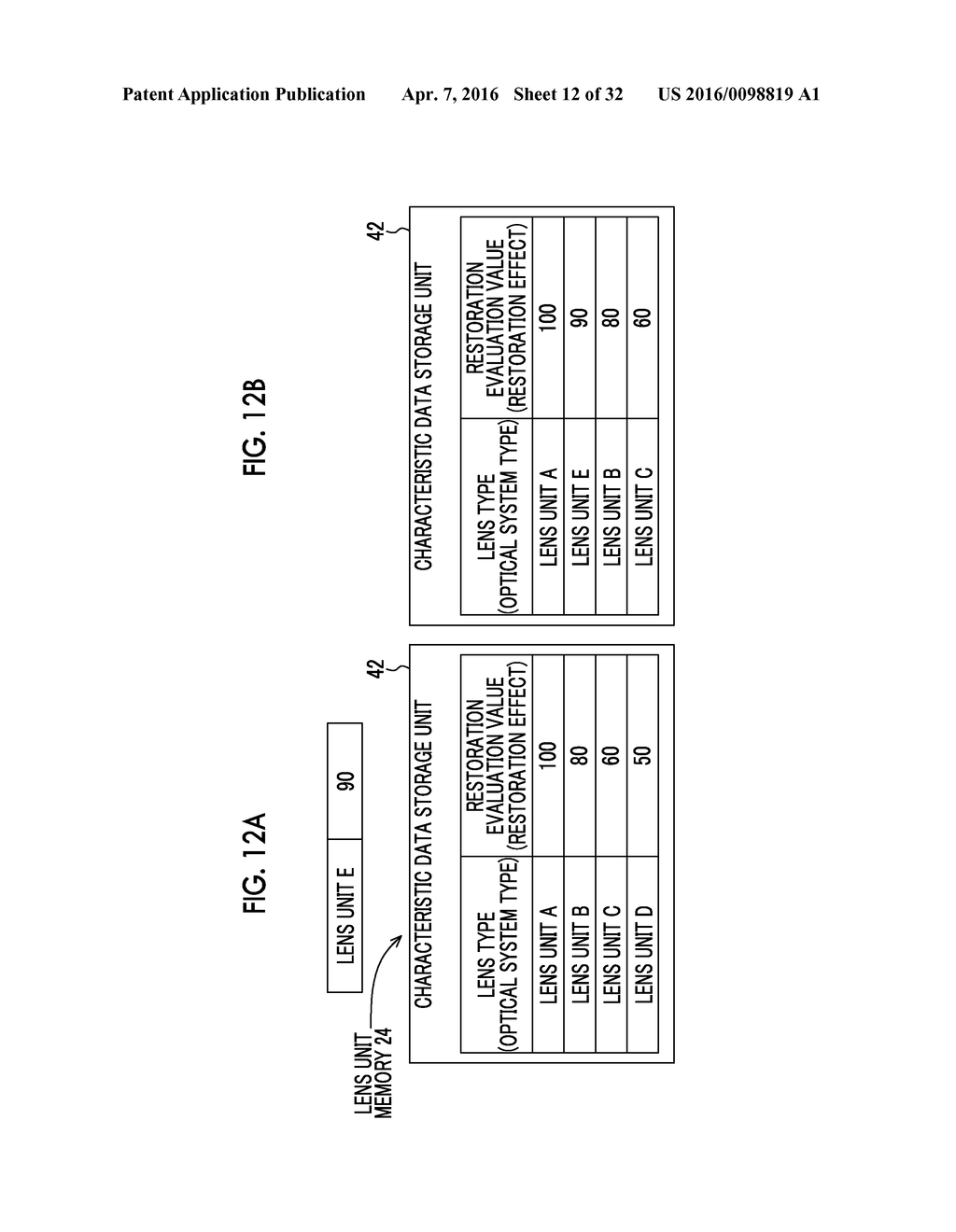IMAGE PROCESSING DEVICE, IMAGE CAPTURE DEVICE, IMAGE PROCESSING METHOD,     AND PROGRAM - diagram, schematic, and image 13