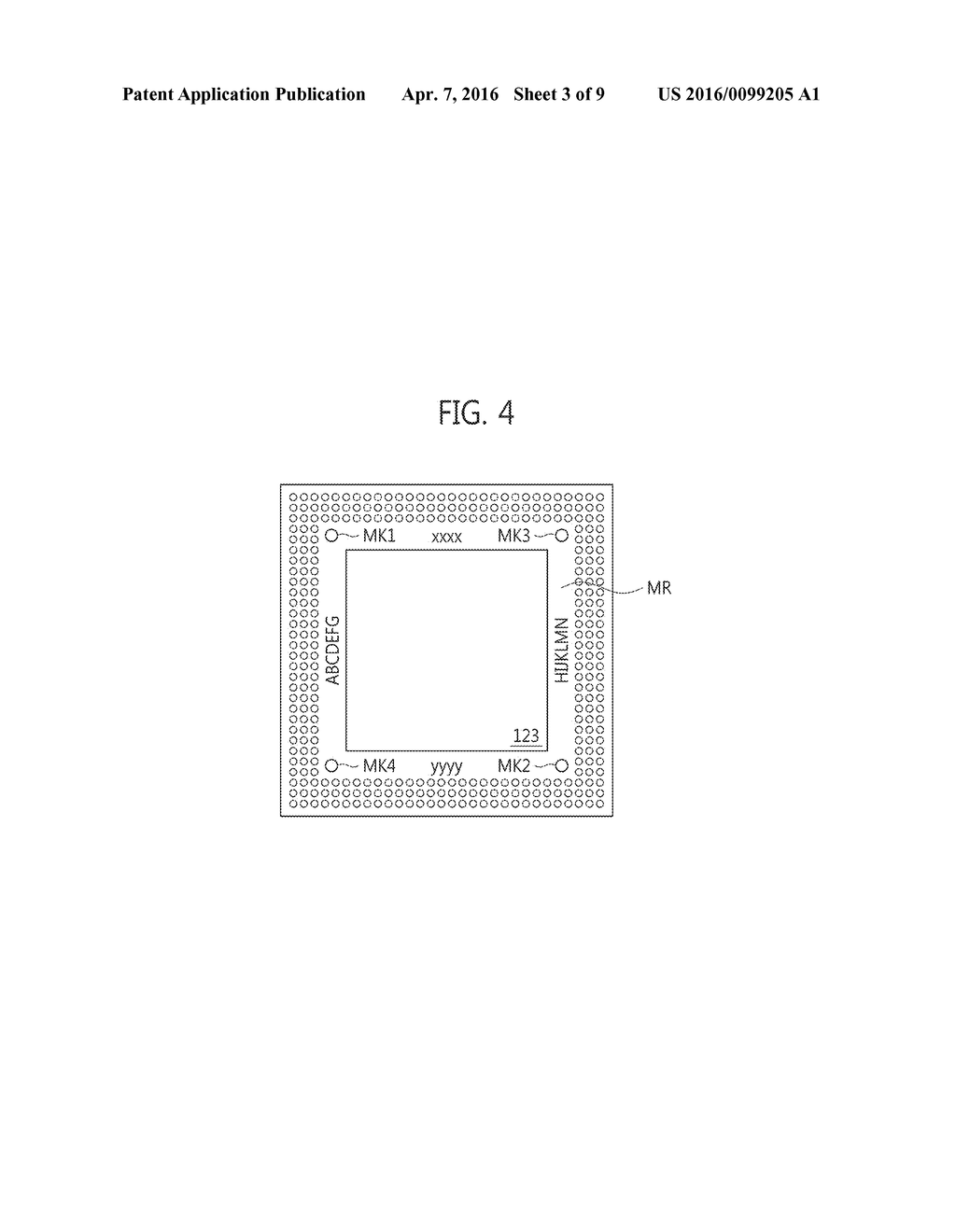 PACKAGE ON PACKAGE AND COMPUTING DEVICE INCLUDING THE SAME - diagram, schematic, and image 04
