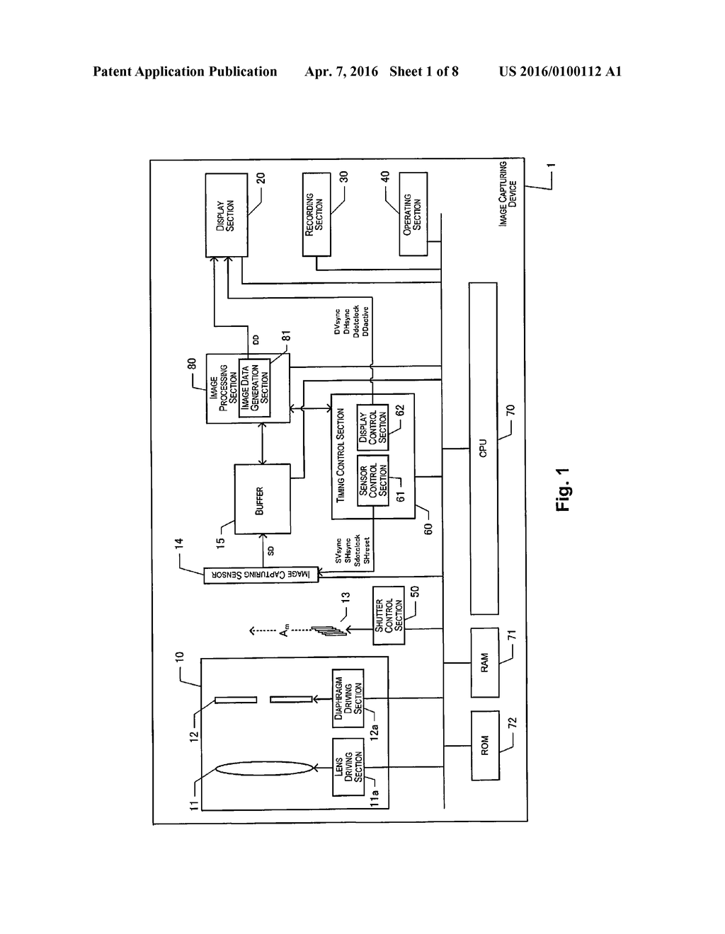 IMAGE-DISPLAYING DEVICE AND METHOD FOR CONTROLLING IMAGE-DISPLAYING DEVICE - diagram, schematic, and image 02