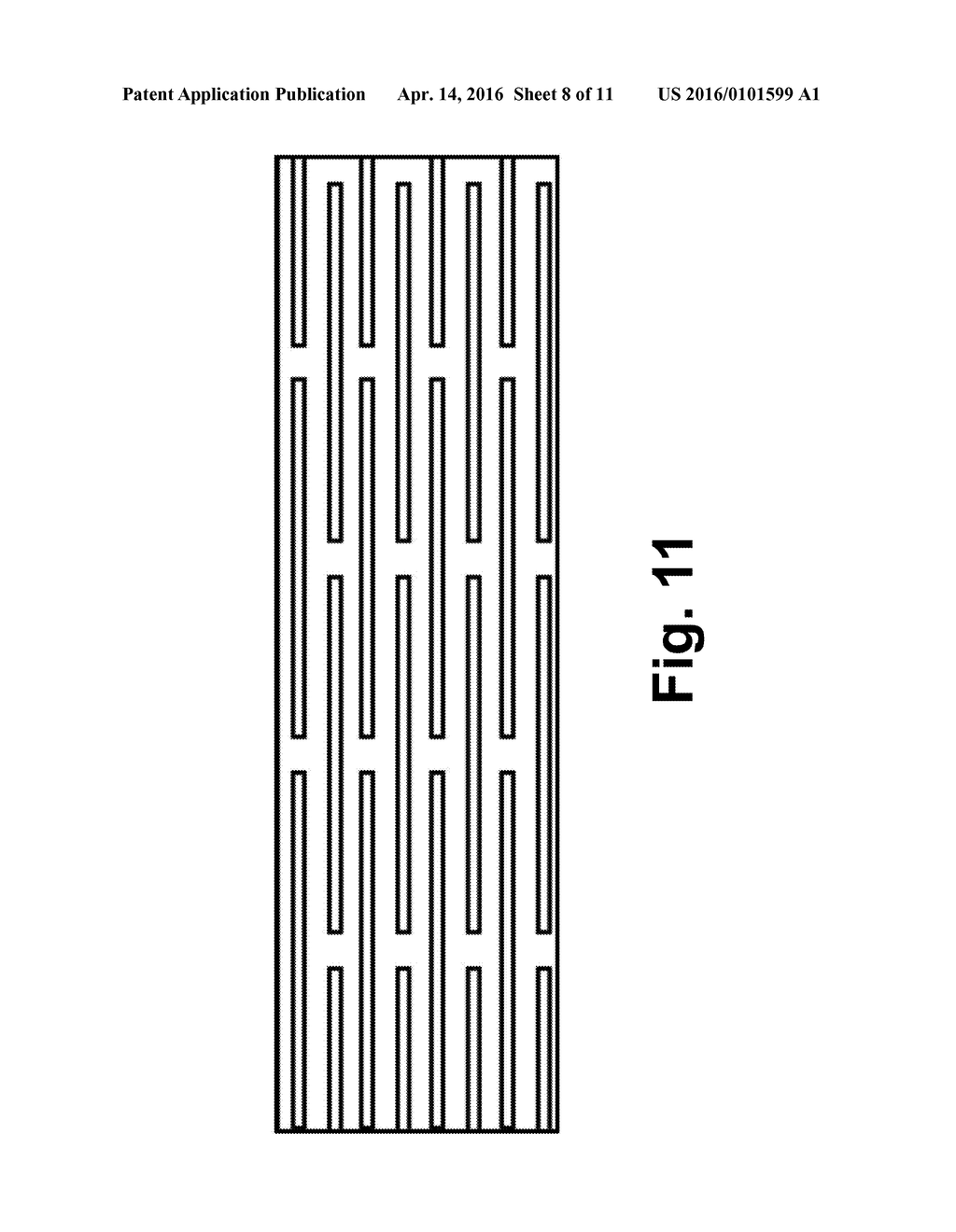 METAL LAMINATE WITH METALLURGICAL BONDS AND REDUCED DENSITY METAL CORE     LAYER AND METHOD FOR MAKING THE SAME - diagram, schematic, and image 09