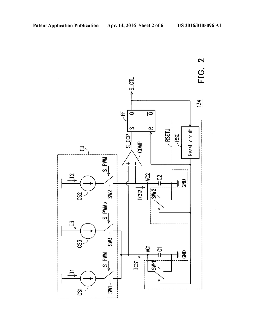 POWER FACTOR CORRECTION CONTROLLER AND POWER SUPPLY APPARATUS USING THE     SAME - diagram, schematic, and image 03