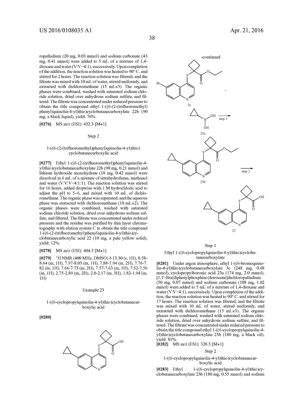 CYCLOALKYL ACID DERIVATIVE, PREPARATION METHOD THEREOF, AND PHARMACEUTICAL     APPLICATION THEREOF - diagram, schematic, and image 39