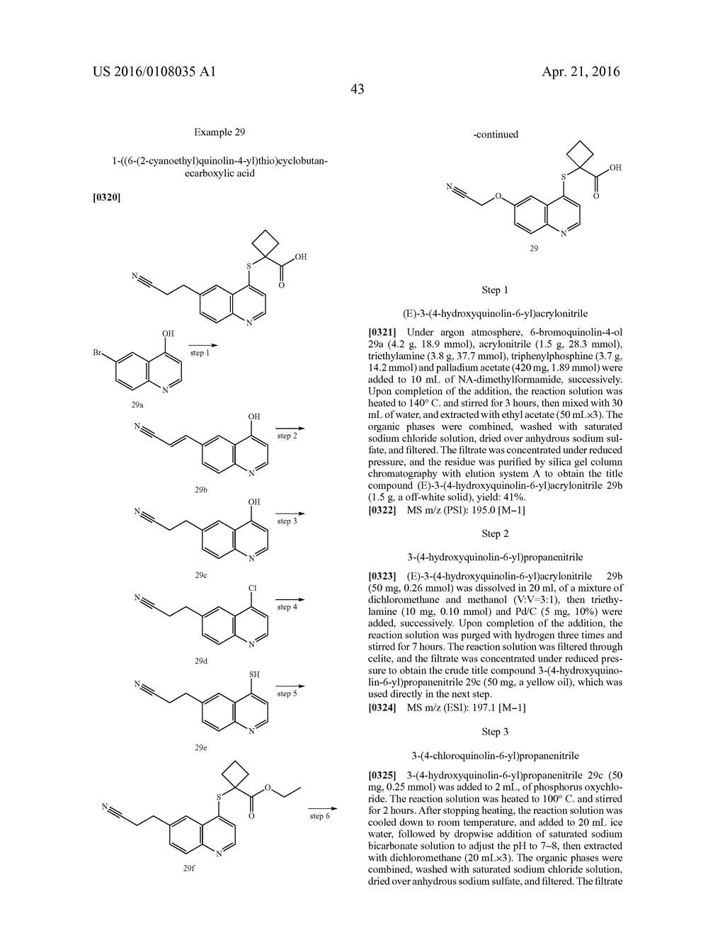 CYCLOALKYL ACID DERIVATIVE, PREPARATION METHOD THEREOF, AND PHARMACEUTICAL     APPLICATION THEREOF - diagram, schematic, and image 44