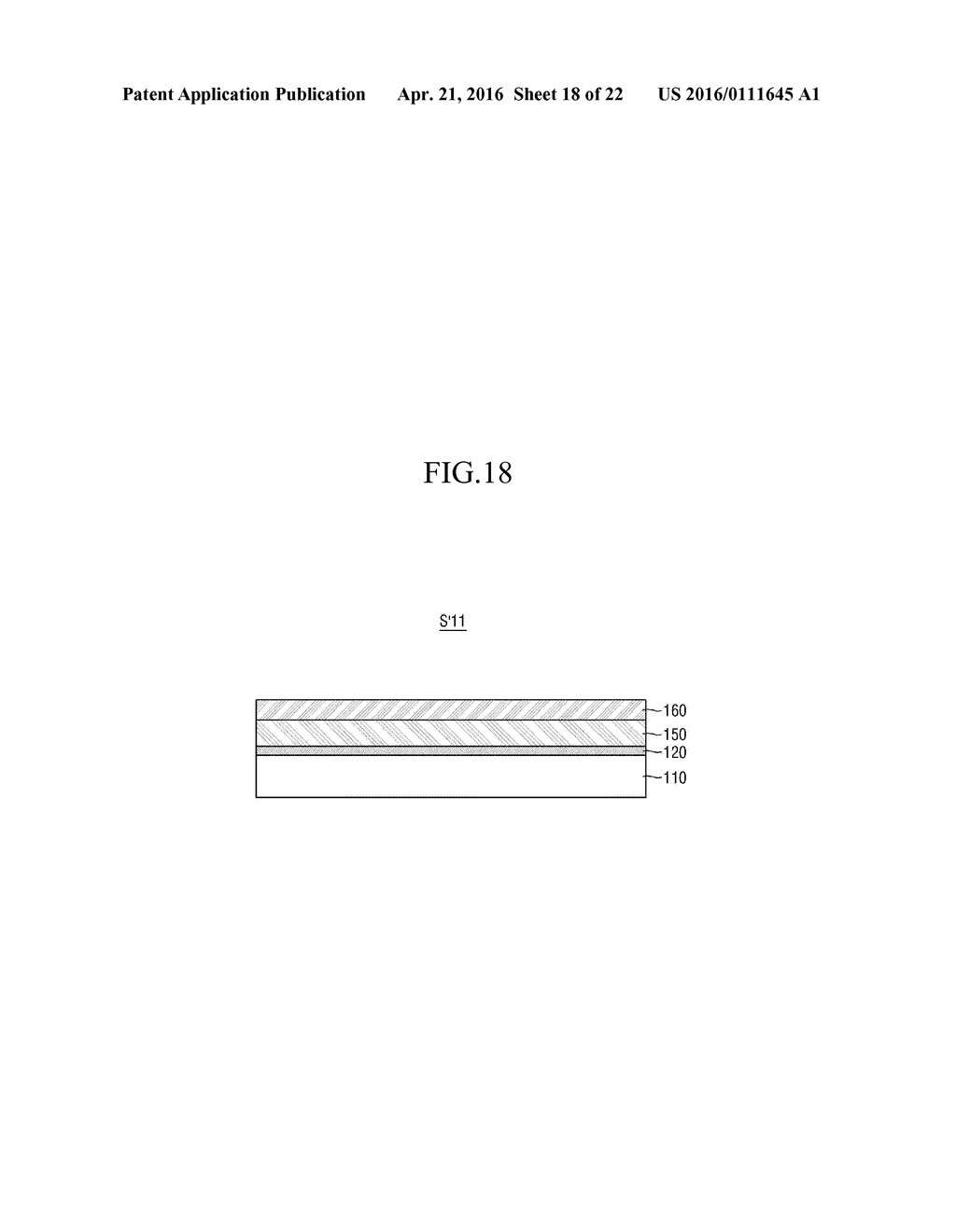 METHOD OF MANUFACTURING SUBSTRATE OF ORGANIC LIGHT-EMITTING DISPLAY DEVICE - diagram, schematic, and image 19