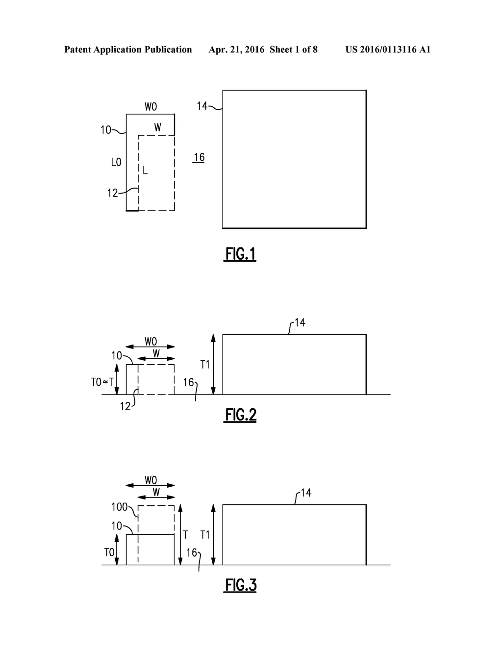 SURFACE-MOUNT TECHNOLOGY DEVICES AND RELATED METHODS