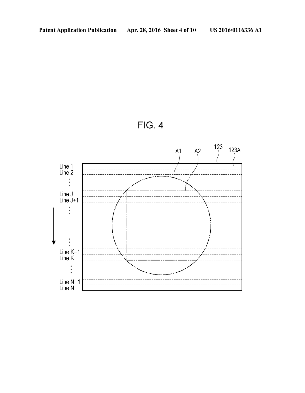 OPTICAL MODULE, ELECTRONIC DEVICE, AND METHOD FOR DRIVING OPTICAL MODULE - diagram, schematic, and image 05