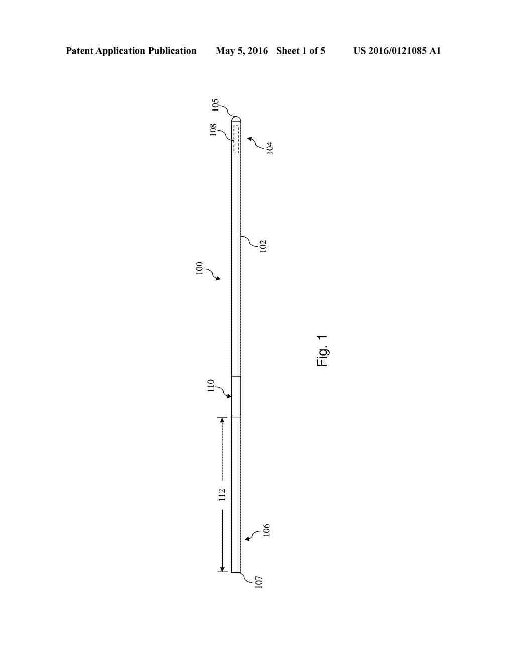 INTRAVASCULAR DEVICES, SYSTEMS, AND METHODS HAVING A RADIOPAQUE PATTERNED     FLEXIBLE TIP - diagram, schematic, and image 02