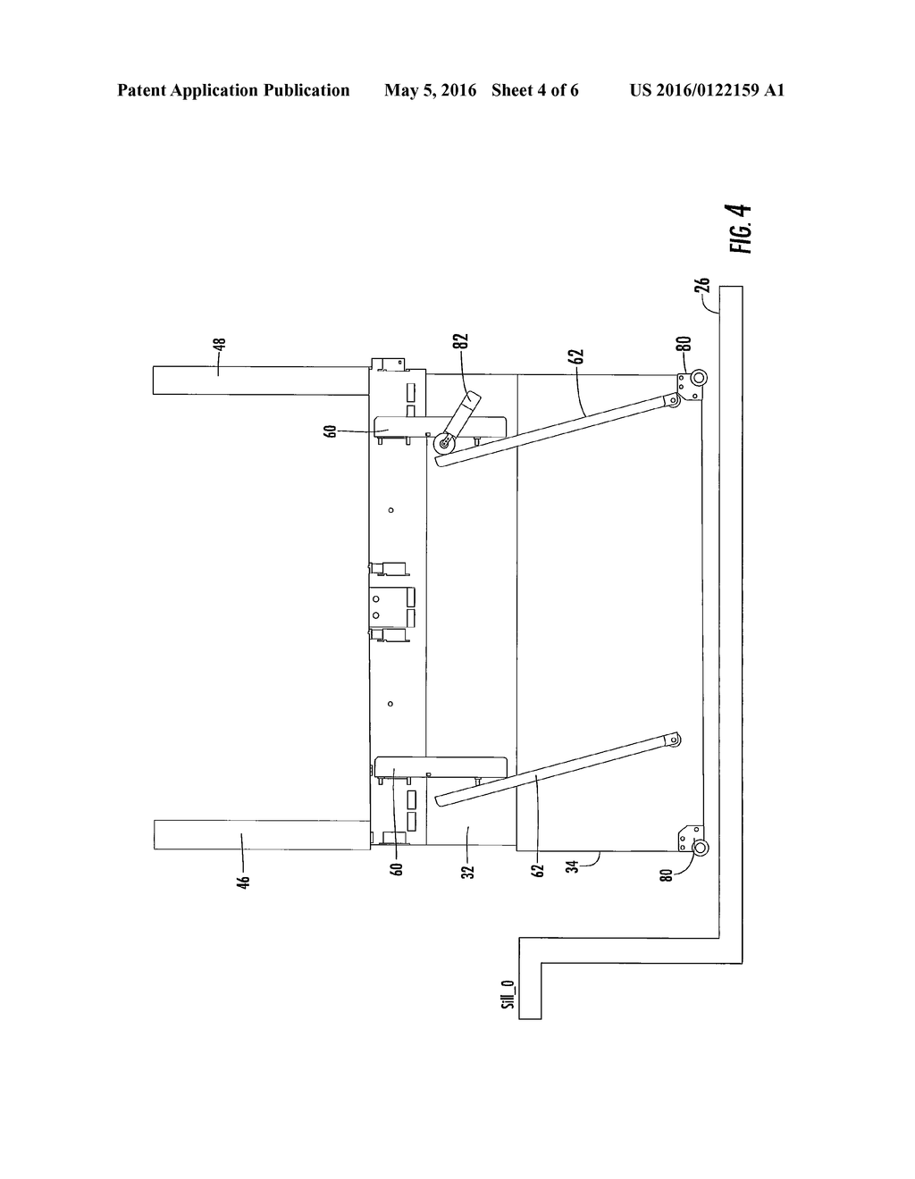 Retractable Toe Guard Assembly For An Elevator System Diagram Circuit Schematic And Image 05